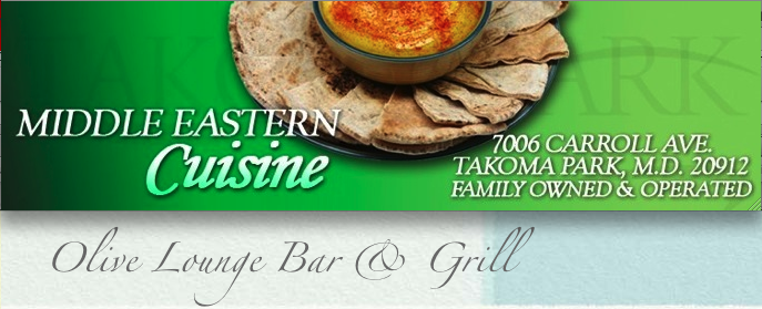 Middle Eastern Cuisine / Olive Lounge